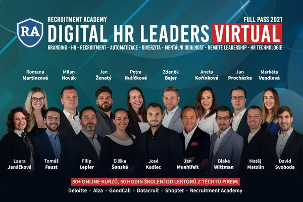 Digital HR leaders Virtual